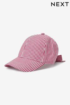 格紋帽子 (3-16歲)
