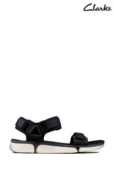 Clarks Navy Combi Tri Cove Trail Sandals