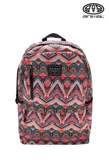 Animal Red Echo Backpack