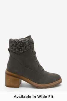 Ботинки на шнуровке Forever Comfort