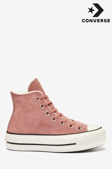 Converse All Star Cosy Lift Trainers