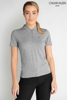 Calvin Klein Golf Alber Short Sleeve Polo