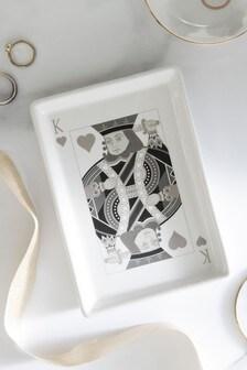 Karten-Schmuckschälchen