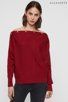 סוודר דגם Elle של AllSaints
