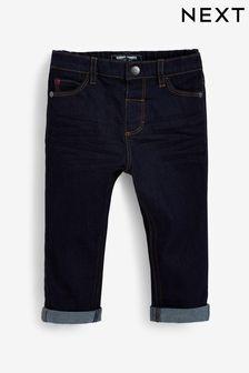 五口袋彈性牛仔褲 (3個月至7歲)