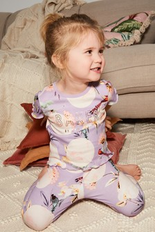 Baker by Ted Baker Pyjama-Set, Flieder