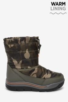 Зимние ботинки (Подростки)