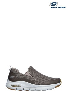 Skechers® Brown Arch Fit Banlin Shoes