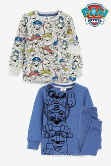 舒適睡衣2件組 (12個月至8歲)