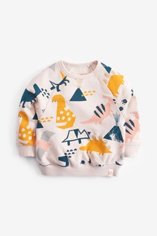 Dinosaur Sweatshirt (3mths-7yrs)