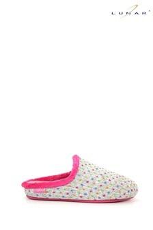 حذاء خف للبيت نسائي منLunar