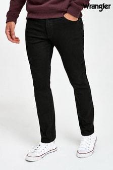 Wrangler® Larston Jeans mit schmal zulaufendem Bein