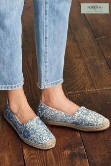 Slip-On Espadrille Shoes