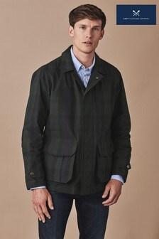 Crew Clothing Company Black Welby Jacket