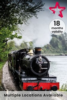 Steam Train Ride For Two Gift Experience by Activity Superstore