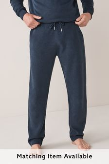 Pantalones de chándal con bajo abierto