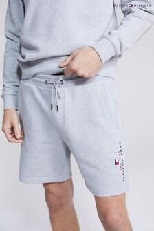 Tommy Hilfiger Grey Essential Tommy Sweat Shorts