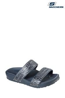 Skechers® Grey Cali Breeze 2.0 Exclusive Sandals