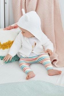 Cardigan à capuche motif personnage (0 mois - 2 ans)