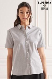 חולצה עם שרוולים קצרים שלSuperdry