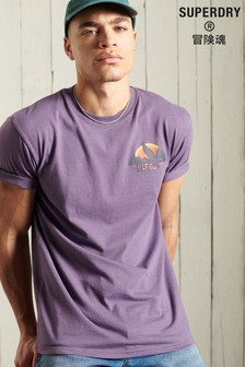 Superdry Frontier Graphic Box Fit T-Shirt