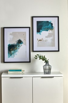 Set of 2 Abstract Pictures