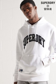 Superdry バーシティ アーチ モノトーン パーカー