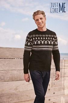 Vianočný pulóver