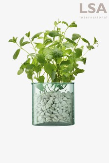 Lsa International Canopy Recycled Planter (A02440)   $28