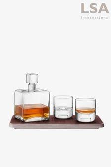 LSA International Cask Whiskey Set