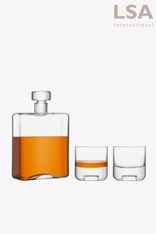 LSA International Cask Whiskey Glasses