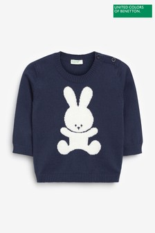 Benetton Bunny Jumper