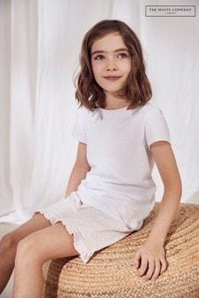 The White Company Bunny Shortie Pyjamas