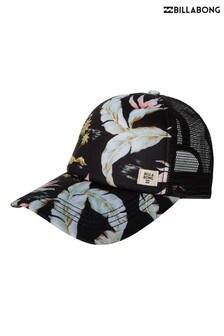 Черная кепка Billabong Heritage