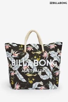 Billabong Black Essential Beach Bag