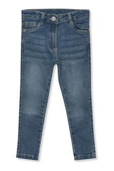 ג'ינס סקיני בכחול שלM&Co