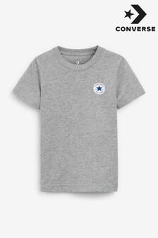 Koszulka z małym logo Converse