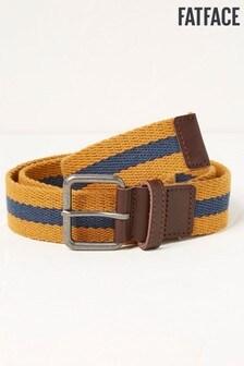 FatFace Stripe Webbing Belt