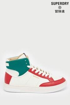 حذاء رياضيVegan Basket Lux منSuperdry