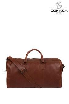 Кожаная сумка Conkca Edu