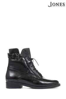 Женские ботинки из лакированной кожи Jones Bootmaker Sorrento
