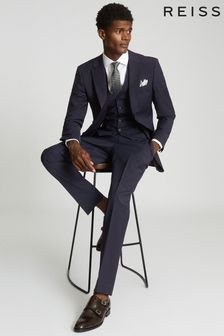 Reiss Hope Modern Fit Travel Suit