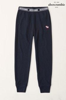 Abercrombie & Fitch Logo Pyjama Bottoms