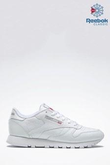 حذاء جلد كلاسيكي منReebok