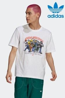 Футболка adidas R.Y.V. Rateunion