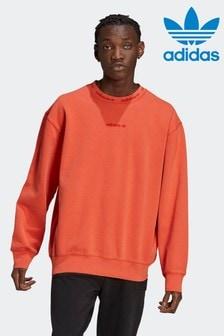 adidas染色圓領運動衫