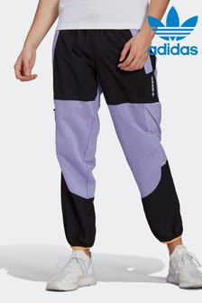 adidas Adventure Colorblock Mixed Material Joggers