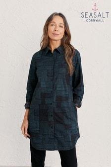 חולצה של Seasalt דגם Waterworn בשחור