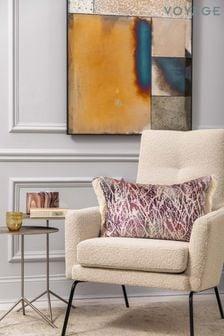 Voyage Purple Kline Cushion