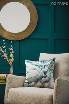 Voyage Green Expressions Cushion